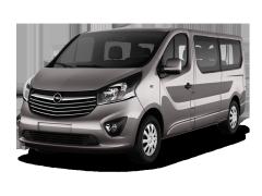 9 Passenger Minibus