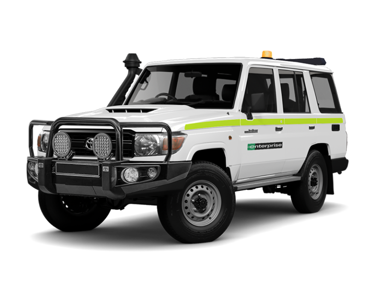 Landcruiser 76 Wagon Hvy Dty Mine Spec