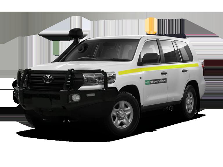 Toyota Landcruiser 200 Wagon