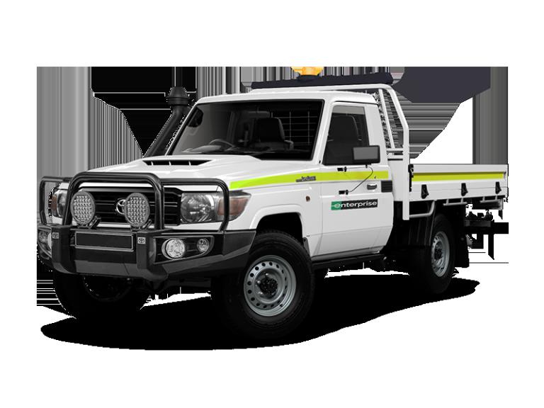Toyota Landcruiser 76 4WD Mine Spec