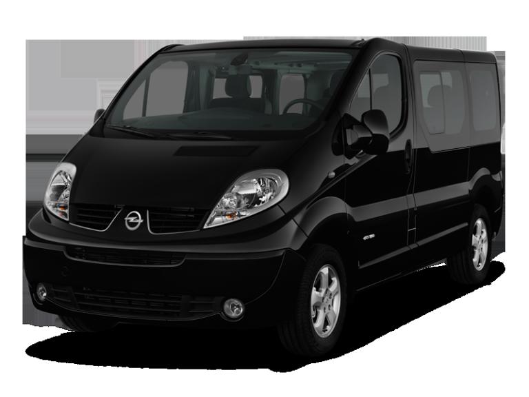 Opel Vivaro 9-Passagier-Kleintransporter