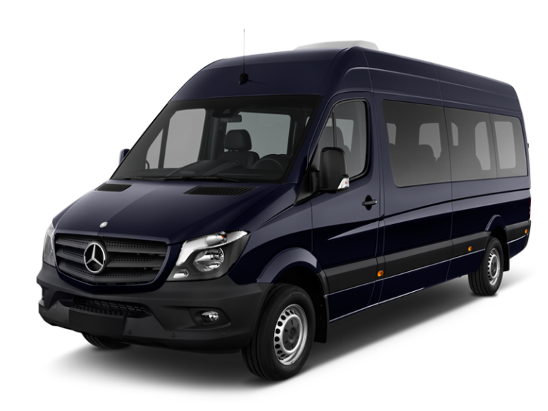 Mercedes Sprinter plataforma larga