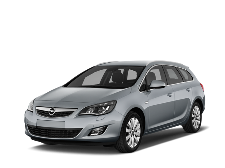 Break compact Opel Astra