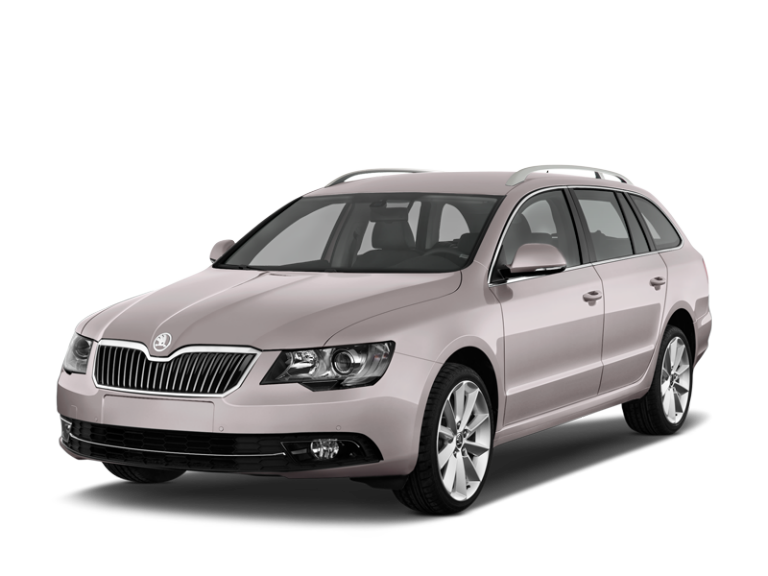 Škoda Superb STW
