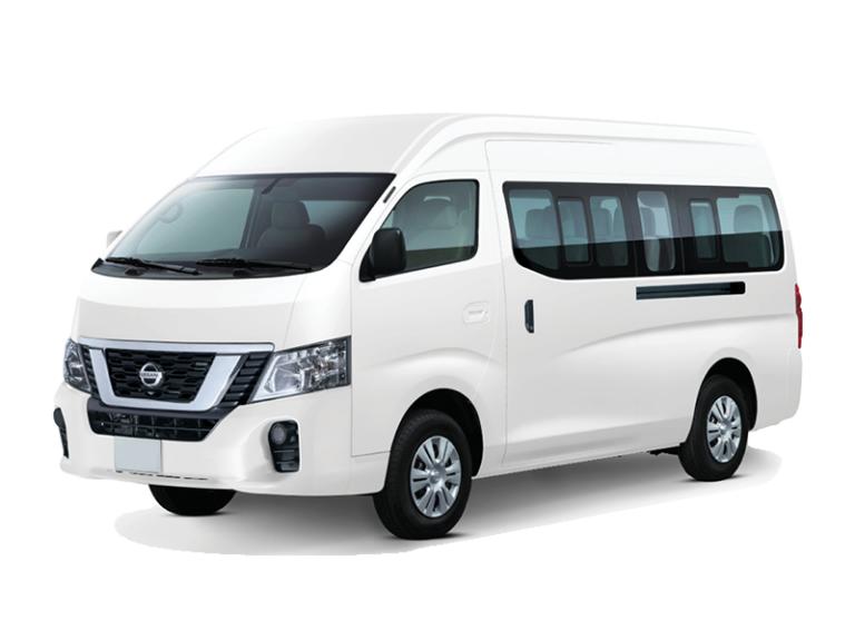Nissan UrVan Minibus