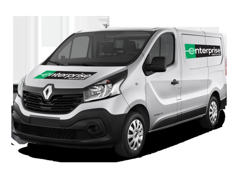 Renault Traffic 5.5m³ - 6m³