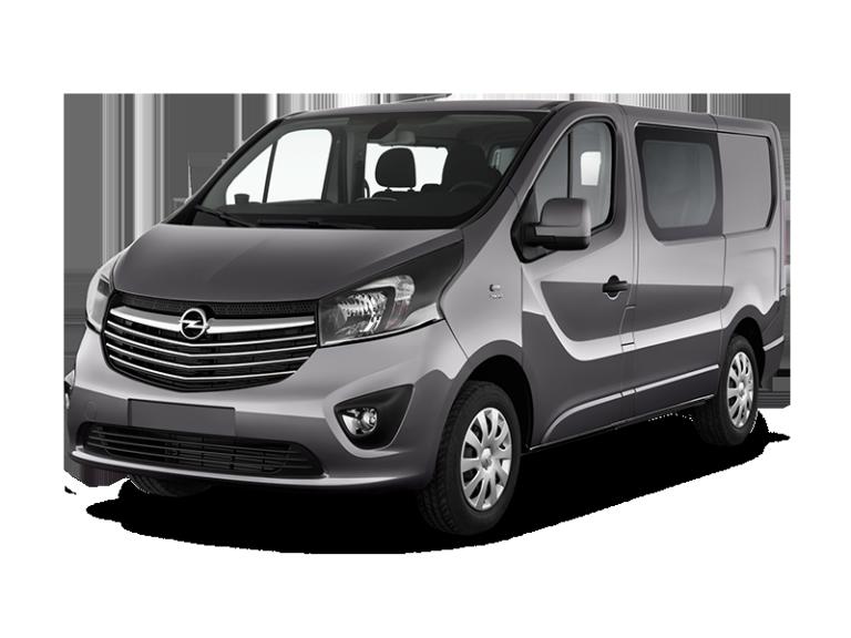 Opel Vivaro Van Edition