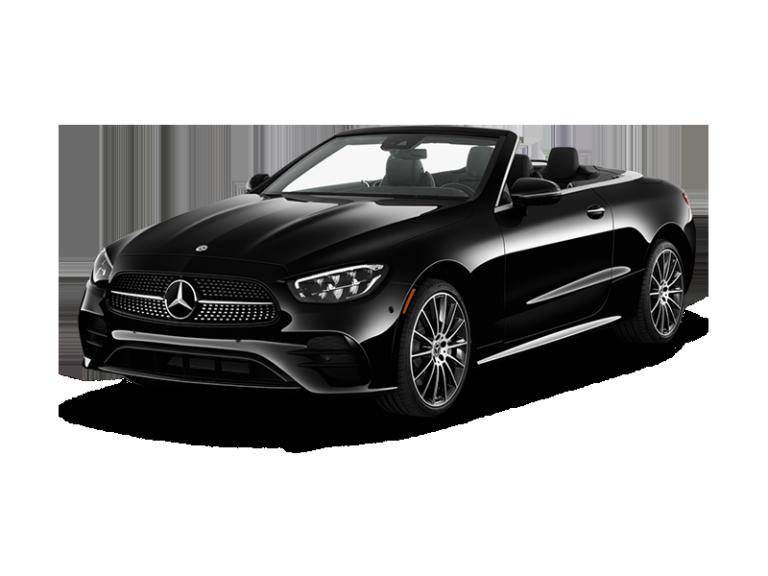 Mercedes E250 Convertible