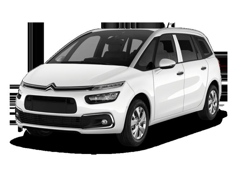 Vauxhall Zafira 5 seater