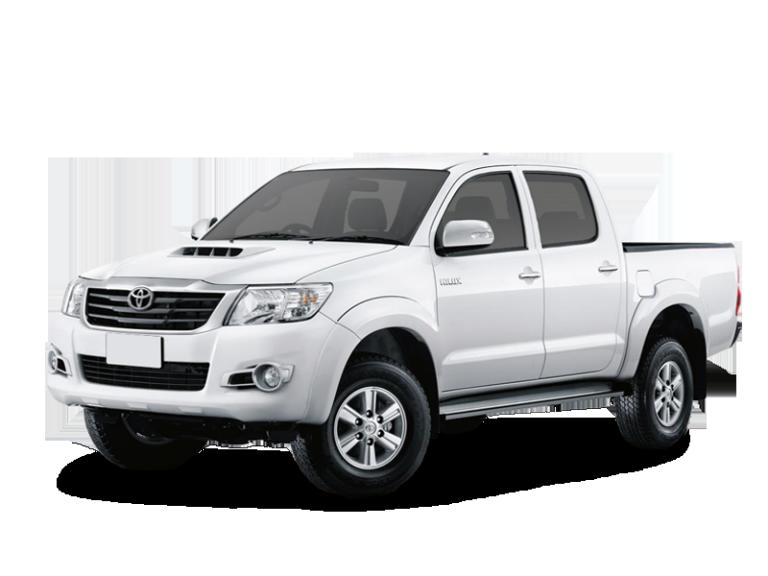 Toyota Hilux 4wd
