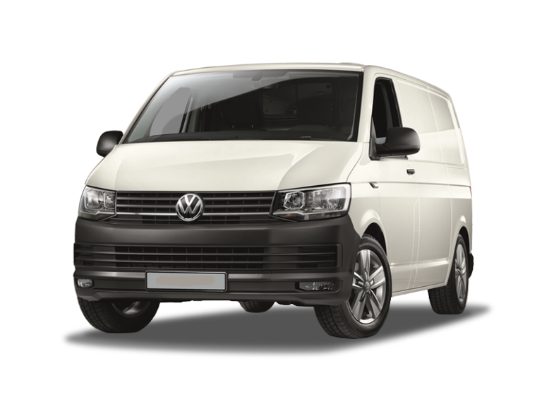 VW Transporter Double Cabin