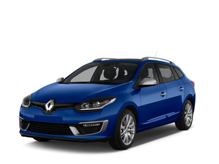 Break compact Renault Mégane